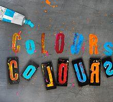 Colours by artsandsoul