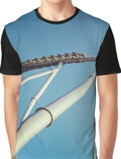 Silver Star Europapark Graphic T-Shirt