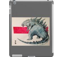 Godzilla iPad Case/Skin