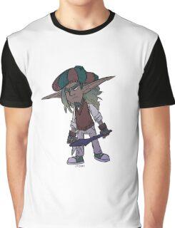 Dapper Jak Graphic T-Shirt