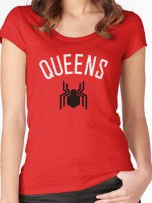 Queens Women's Fitted Scoop T-Shirt