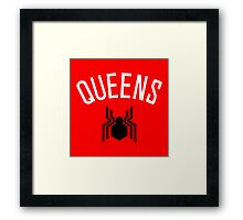 Queens Framed Print