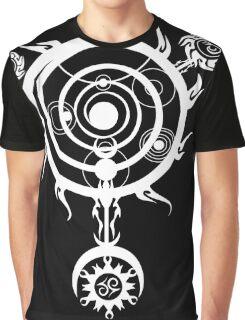 The White Spell Magic Graphic T-Shirt