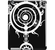 The White Spell Magic iPad Case/Skin