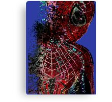 Vanished Spider Canvas Print