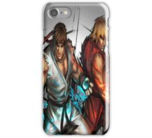Street Fighter | Ryu x Ken iPhone Case/Skin