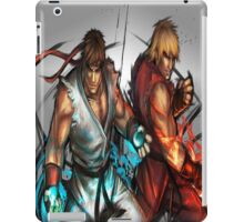 Street Fighter | Ryu x Ken iPad Case/Skin