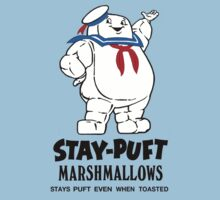 Mr. Stay-Puft by MustGoFaster