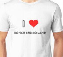 Bongo Bongo Land 1 Unisex T-Shirt