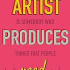 Andy Warhol Quote by Stixas