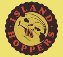 Island Hoppers /brown by tragbar