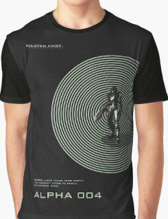 ALPHA 004 Graphic T-Shirt