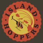 Island Hoppers /orange by tragbar