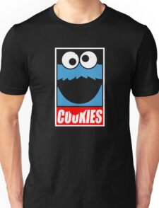 Obey Cookies Unisex T-Shirt