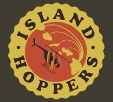 Island Hoppers /yellow T-Shirt