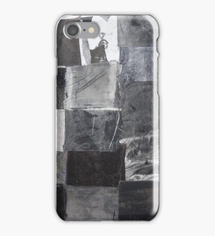 Print on fabric, Decay and the Earth iPhone Case/Skin
