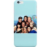 90210-cast iPhone Case/Skin