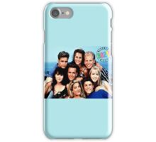 90210-cast iPhone Case/Skin