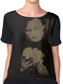 The Cabinet of Dr. Caligari Chiffon Top