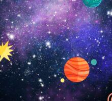 Cosmic Dreams Sticker
