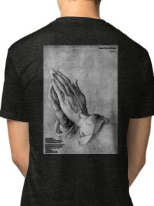 Dont Pray 4 Love Tri-blend T-Shirt