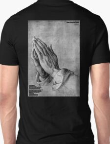 Dont Pray 4 Love Unisex T-Shirt