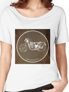 Royal Enfield Bullet 500 classic motorcycle gift for men Women's Relaxed Fit T-Shirt