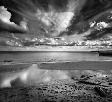 Mentone Beach 2 by Christine Wilson
