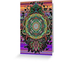 Mandala HD 1 * original Greeting Card