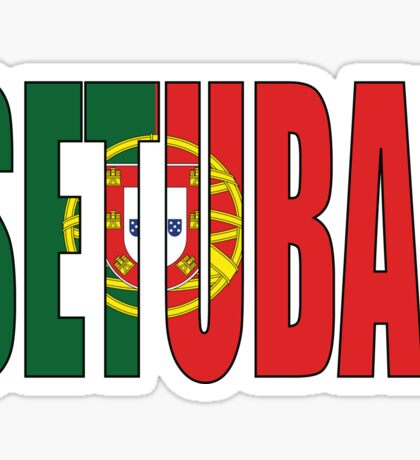 Setubal. Sticker