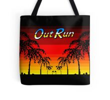 OUT RUN - LAST WAVE Tote Bag