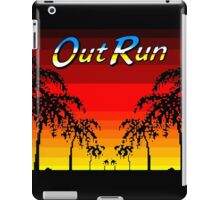 OUT RUN - LAST WAVE iPad Case/Skin