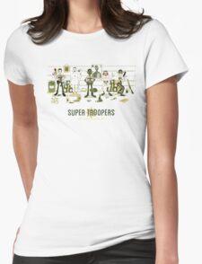 Stolhanskes' Picks Womens Fitted T-Shirt