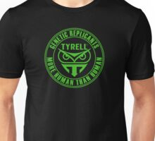 TYRELL CORPORATION - BLADE RUNNER (GREEN) Unisex T-Shirt