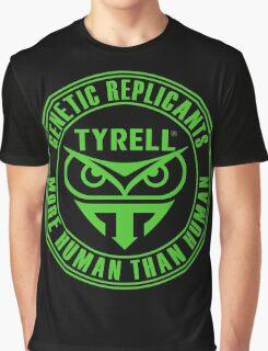 TYRELL CORPORATION - BLADE RUNNER (GREEN) Graphic T-Shirt