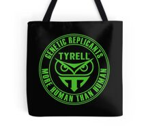 TYRELL CORPORATION - BLADE RUNNER (GREEN) Tote Bag