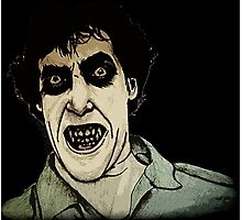 An American Werewolf in London Photographic Print