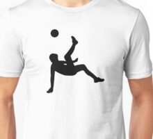 Soccer player Unisex T-Shirt