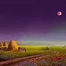 Once In A Red Moon by Igor Zenin