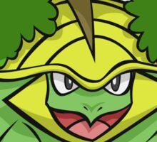 PokéPun - 'Genie In a Grotle' Sticker