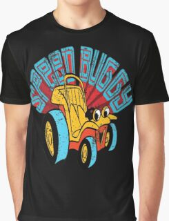 Speed Buggy Black Graphic T-Shirt