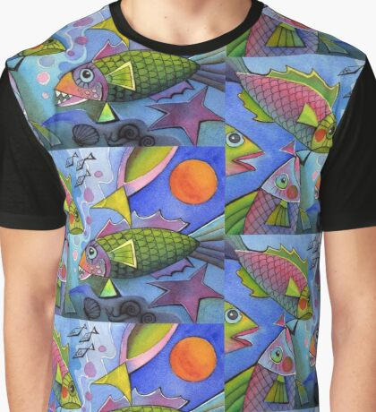 pretty fishes Graphic T-Shirt