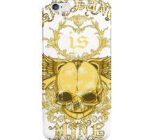 Vengeance Is Mine iPhone Case/Skin