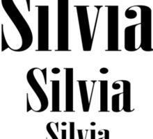 Silvia End Shirt Sticker