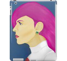 Painting Series - Jessie  iPad Case/Skin