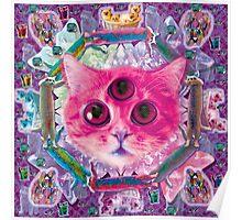 Cat Worship Poster