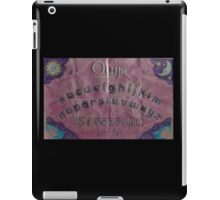 Cute Pink Ouija Board  iPad Case/Skin