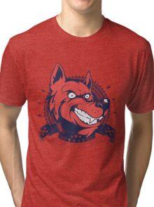 Red Riding Hood Eater Tri-blend T-Shirt