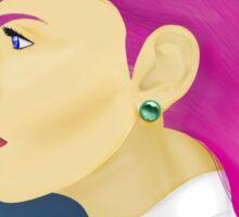 Painting Series - Jessie  Sticker