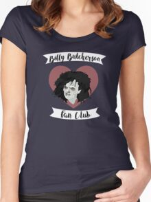 Hocus Pocus Billy Women's Fitted Scoop T-Shirt